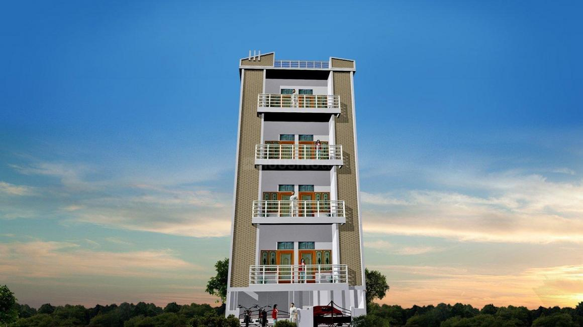 Project Image of 900.0 - 1125.0 Sq.ft 2 BHK Independent Floor for buy in R V Home 2