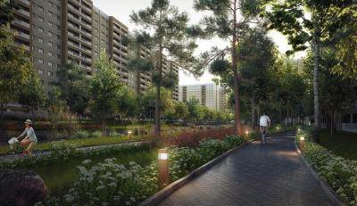 Gallery Cover Image of 645 Sq.ft 1 BHK Apartment for rent in Sobha Dream Acres, Balagere for 18000