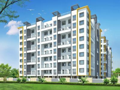 Gallery Cover Image of 647 Sq.ft 1 BHK Apartment for rent in Sanskruti Indrayani Vatika, Dehu for 7000