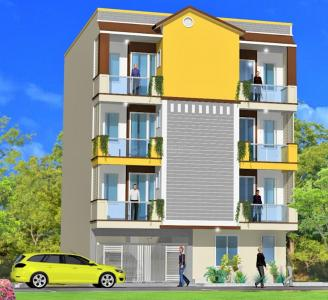 Project Image of 925.0 - 1235.0 Sq.ft 2 BHK Apartment for buy in Thv Heritage Floors