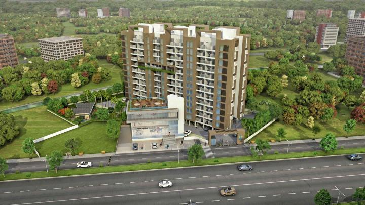 Project Image of 366.19 - 769.51 Sq.ft 1 BHK Apartment for buy in Saniket Sunwinds