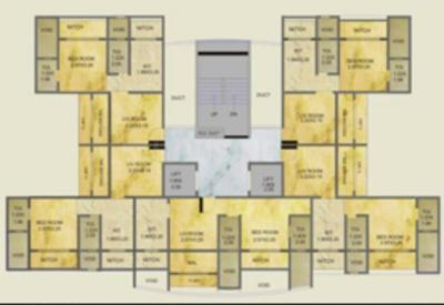 Project Image of 0 - 669 Sq.ft 1 BHK Apartment for buy in Darshan Heights