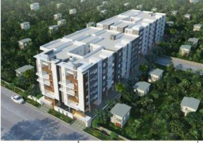 Project Image of 797 - 1219 Sq.ft 2 BHK Apartment for buy in Synergy Breeze