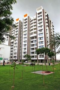 Gallery Cover Image of 1800 Sq.ft 3 BHK Apartment for rent in Sangath SKYZ, Koteshwar for 15000
