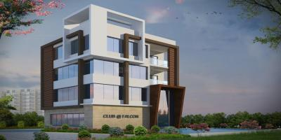 Gallery Cover Image of 1290 Sq.ft 2 BHK Apartment for rent in Fortune Green Falcon, Puppalaguda for 23000