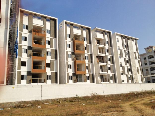 Project Image of 620.0 - 1680.0 Sq.ft 1 BHK Apartment for buy in Muppa's Aaradhya