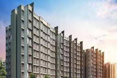 Gallery Cover Image of 450 Sq.ft 1 RK Apartment for buy in Arihant Arshiya, Chichawali for 1919000