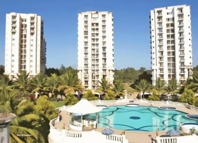 Gallery Cover Image of 1200 Sq.ft 2 BHK Apartment for rent in IBC Platinum City, Yeshwanthpur for 23500