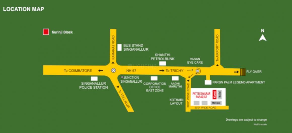 Patteeswarar Kurinji in Peelamedu - Price, Reviews & Floor Plan