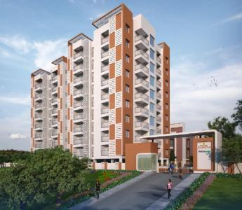 Project Image of 630 - 1126 Sq.ft 1.5 BHK Apartment for buy in Sowparnika Jazzmyna