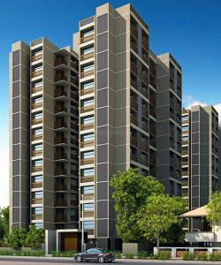 Gallery Cover Image of 2215 Sq.ft 4 BHK Apartment for rent in Bopal for 38000