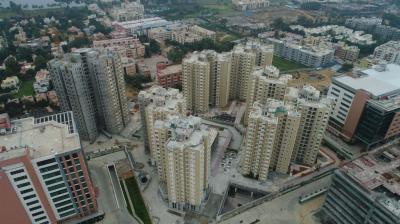 Gallery Cover Image of 1000 Sq.ft 2 BHK Apartment for rent in DivyaSree Republic Of Whitefield, Brookefield for 27000