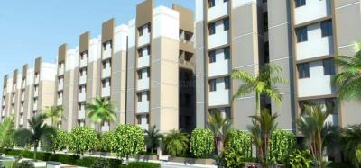 Gallery Cover Image of 600 Sq.ft 1 RK Apartment for buy in DBS Umang Narol 1 and 2, Lambha for 550000