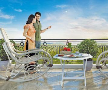 Gallery Cover Image of 1931 Sq.ft 3 BHK Apartment for rent in DLF The Skycourt, Sector 86 for 26000