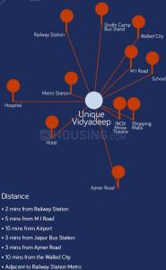 Project Image of 256.29 - 377.17 Sq.ft Studio Studio Apartment for buy in Unique Vidhyadeep