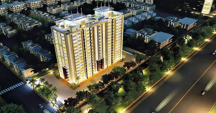 Project Image of 888.13 - 1893.91 Sq.ft 3 BHK Apartment for buy in Sikka Kimaantra Greens Apartment