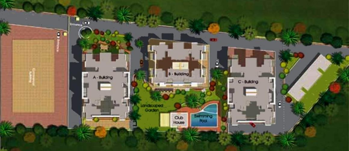 Project Image of 750.0 - 1800.0 Sq.ft 2 BHK Apartment for buy in Paranjape Camellia Apartment