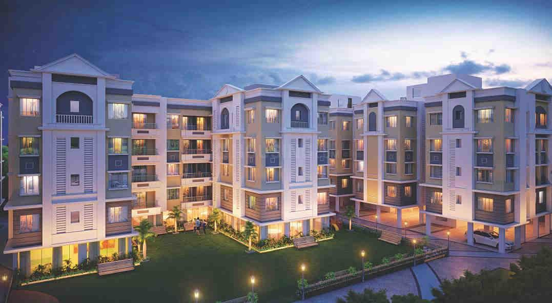 Project Image of 499.0 - 1093.0 Sq.ft 1 BHK Apartment for buy in Eden Richmond Enclave