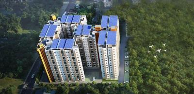 Gallery Cover Image of 1440 Sq.ft Residential Plot for buy in Eden Solaris Joka Phase 1, Pailan for 200000