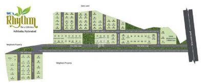 Project Image of 1899.0 - 7029.0 Sq.ft Residential Plot Plot for buy in SVC Rhythm
