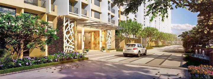 Project Image of 733.0 - 1070.0 Sq.ft 2 BHK Apartment for buy in Indiabulls Park 4