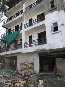 Gallery Cover Image of 450 Sq.ft 1 BHK Apartment for buy in Maa Bhagwati Residency, Sector 3A for 1600000
