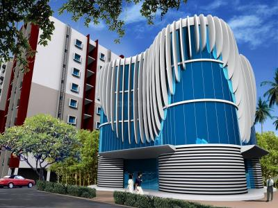 Gallery Cover Image of 1235 Sq.ft 3 BHK Apartment for rent in Modi Paramount Avenue, Kushaiguda for 15000