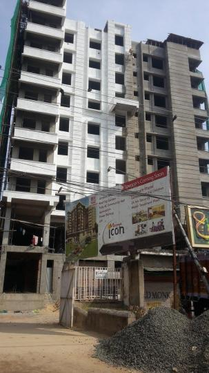 Project Image of 740.0 - 1156.0 Sq.ft 2 BHK Apartment for buy in GM Meena Icon