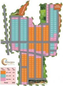 Project Image of 1200.0 - 1500.0 Sq.ft Residential Plot Plot for buy in Prasanthi Narendra Krishna Enclave
