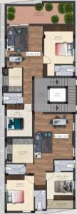 Project Image of 950.0 - 1200.0 Sq.ft 2 BHK Apartment for buy in Viva Vara