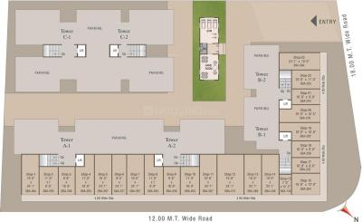 Project Image of 1050 - 1550 Sq.ft 2 BHK Apartment for buy in SP Groups Shree Siddheshwar Krishna