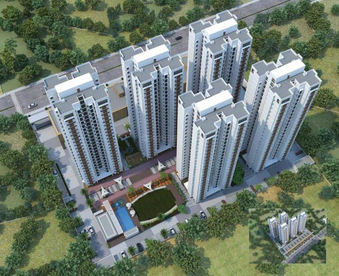 Project Image of 0 - 1350.0 Sq.ft 3 BHK Apartment for buy in Laxmi Sky City