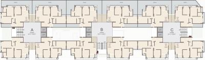 Project Image of 847.44 - 849.16 Sq.ft 3 BHK Apartment for buy in Dwarkesh Vienza