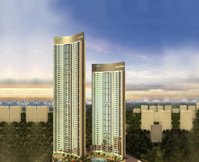Project Image of 2080.02 - 2330.06 Sq.ft 4 BHK Apartment for buy in DB One Mahalaxmi Phase 2