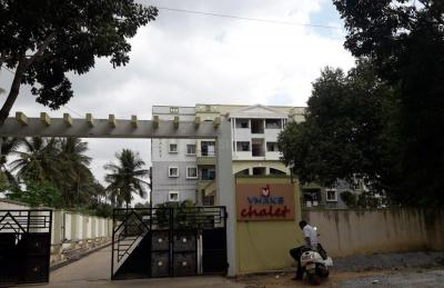 Gallery Cover Image of 1176 Sq.ft 2 BHK Apartment for rent in Vmaks Chalet, Electronic City for 16000