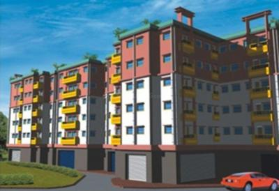 Gallery Cover Image of 1000 Sq.ft 2 BHK Apartment for rent in GM Meena Green, Kaikhali for 12000