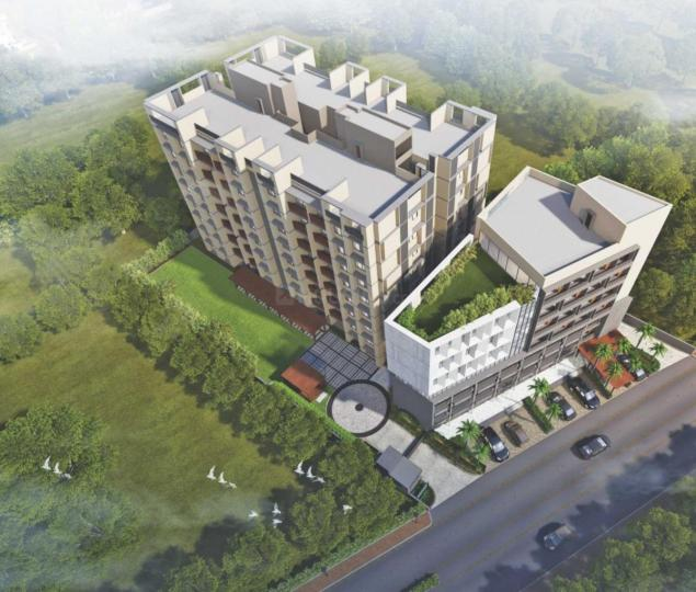 Project Image of 1125.0 - 1575.0 Sq.ft 2 BHK Apartment for buy in Prasthan Home Town 5