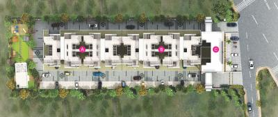 Project Image of 379.43 - 540.56 Sq.ft 1 BHK Apartment for buy in Nisarg Unicorn Nisarg Belrose B Building