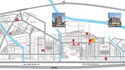 Project Image of 341 - 394 Sq.ft 1 BHK Apartment for buy in Gurukrupa Shreepati Avenue