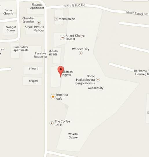 Project Image of 0 - 755 Sq.ft 1 BHK Apartment for buy in Venkatesh Venkatesh Heights