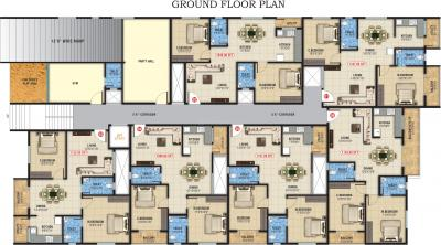 Project Image of 1045.0 - 1161.0 Sq.ft 2 BHK Apartment for buy in Akshaj Spring Leaf