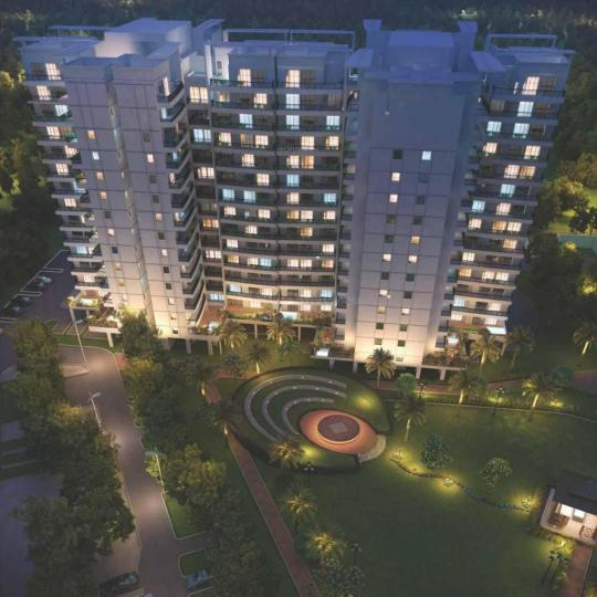 Project Image of 795.0 - 4580.0 Sq.ft 1 BHK Apartment for buy in Cosmos Express 99