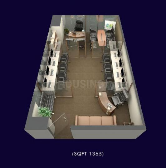 Project Image of 532 - 1640 Sq.ft Studio Apartment for buy in Alphathum