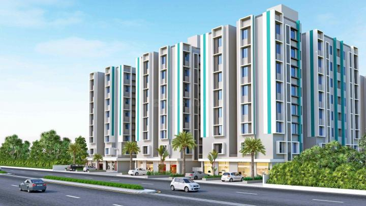 Project Image of 900 - 1035 Sq.ft 2 BHK Apartment for buy in Galaxy Vraj Galaxy