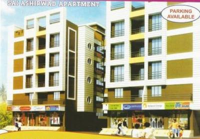Project Image of 400.0 - 650.0 Sq.ft 1 RK Apartment for buy in Amber Sai Ashirwad Apartment