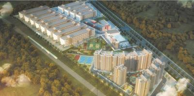 Gallery Cover Image of 900 Sq.ft 2 BHK Independent Floor for buy in Amber Empire, Chembur for 15000000