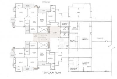 Project Image of 1272 Sq.ft 2 BHK Apartment for buyin Noida Extension for 4540000