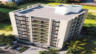 Project Image of 849.38 - 943.35 Sq.ft 3 BHK Apartment for buy in Dhruvi Harikalp Deluxe