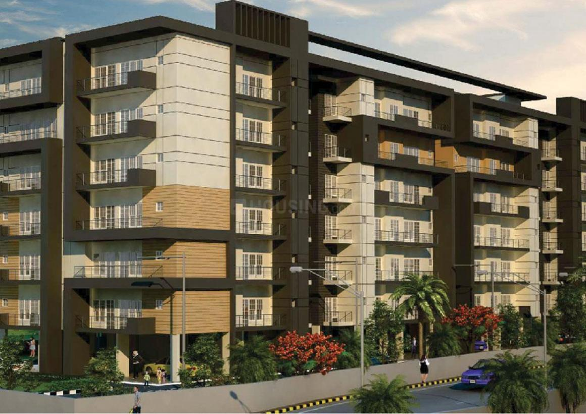 Project Image of 1815.0 - 1920.0 Sq.ft 3 BHK Apartment for buy in Earthcon Rajpur Greens