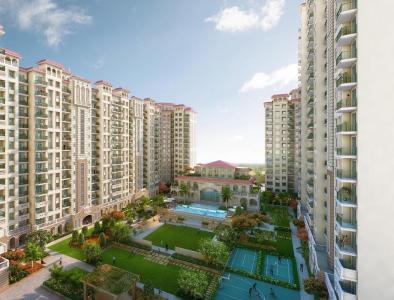 Gallery Cover Image of 1090 Sq.ft 2 BHK Apartment for rent in Noida Extension for 9000